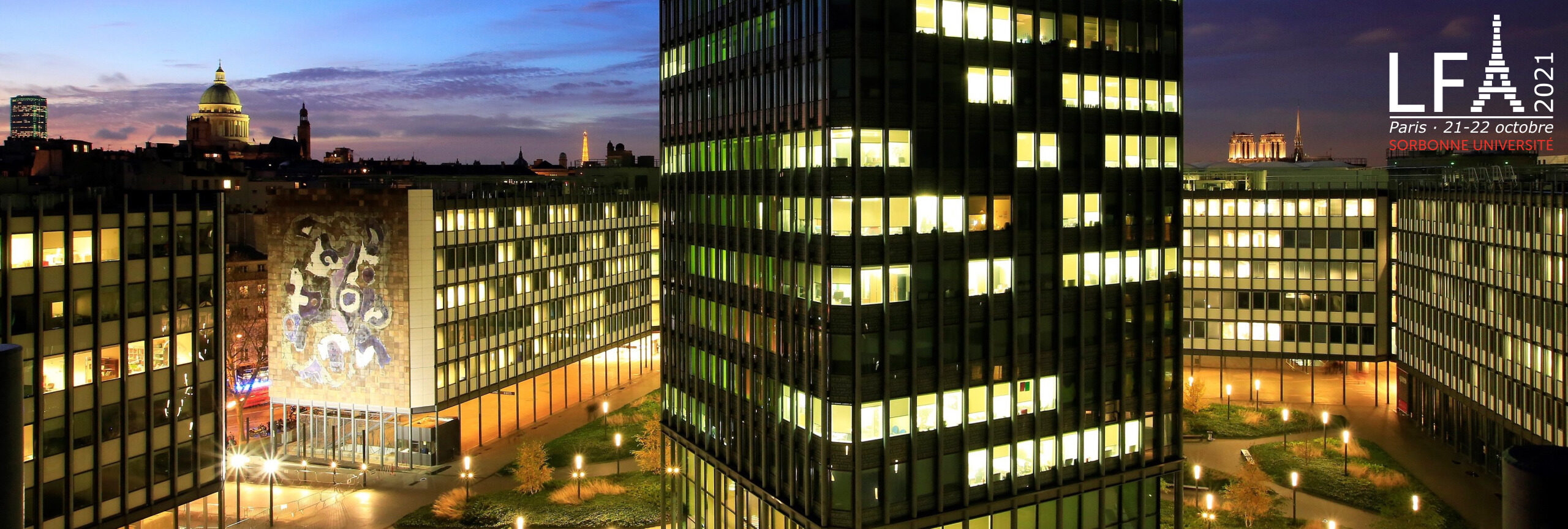 LFA 2021 – Sorbonne Université, Paris